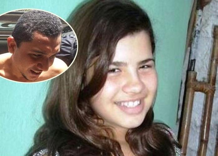 O assassino confesso, Jeferson Luiz de Oliveira, 25, disse à polícia de João Pessoa (PB) que estrangulou a estudante Fernanda Hellen, 11, depois que ela se recusou a lhe dar R$ 20 reais para comprar pedras de crack