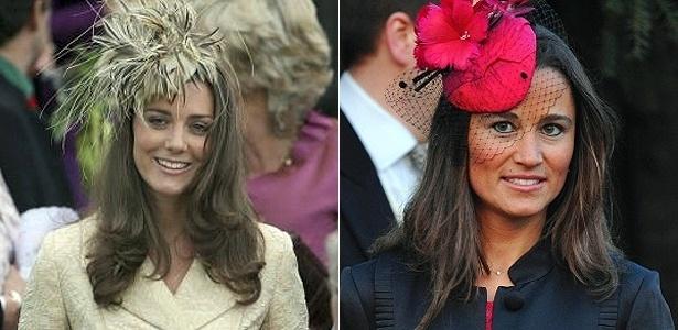 decoracao casamento kate middleton: casamento da irmã, Kate Middleton; as fotos mostram como as duas são