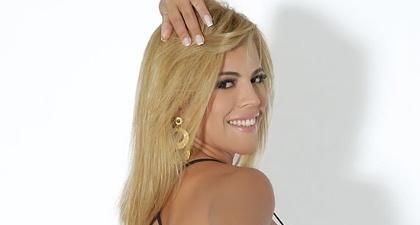 Rosana Ferreira foi a vencedora do Miss Bumbum