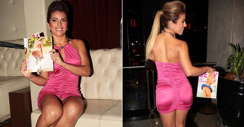 Rosana Ferreira Miss Bumbum