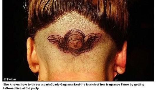 Διασημεσ με τατουαζ