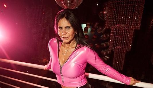 Gretchen, dançarina, personalidade da mídia