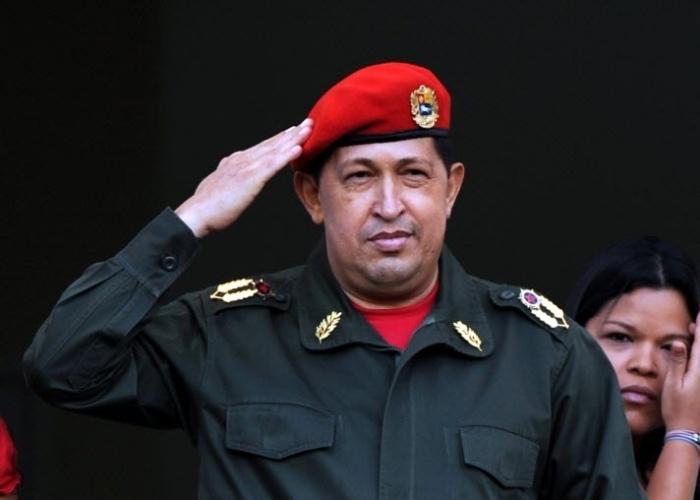 19.dez.2012 - Hugo Rafael Chávez Frías nasceu em 28 de julho de 1954, em Sabaneta, na Venezuela. Defensor do bolivarianismo (ideologia radical de esquerda que se baseia nas idéias do militar e político Simón Bolívar), Chávez é filho de um casal de professores primários e faz história na política desde 1975, quando se formou em Ciências e Artes Militares