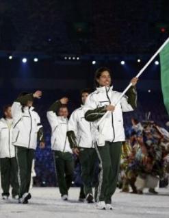 Isabel Clark Jogos Olímpicos de Inverno de Vancouver-2010
