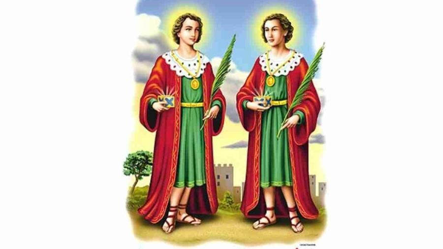 Dia de Cosme e Damião: conheça a história dos santos e veja a oração - Reprodução