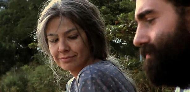 Luciana Gimenez mostra sua porção atriz em cena do longa-metragem 'O Filme dos Espíritos'