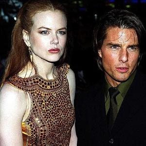 Nicole Kidman e Tom Cruise foram casados de 1990 a 2001