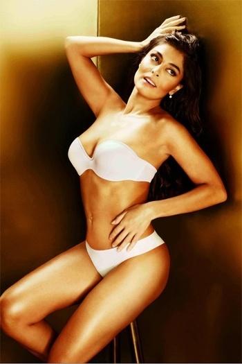 """Protagonista do remake """"Gabriela"""", a atriz Juliana Paes é a estrela da nova campanha de lingerie da Hope. A bela foi eleita a mulher mais sexy do ano pela revista """"Isto É"""" (11/10/12)"""
