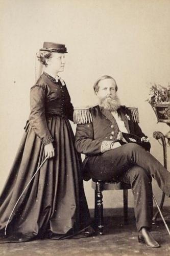 Princesa Isabel e Dom Pedro II