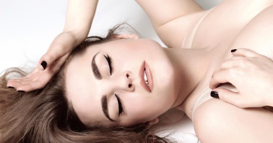 Mulher prazer sexo orgasmo ponto G
