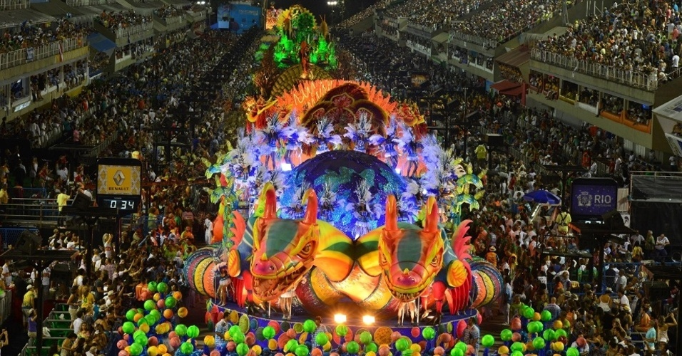 A Unidos de Vila Isabel é a grande campeã do Carnaval do Rio de Janeiro em 2013. A escola liderou quase toda a apuração e conquistou o título na tarde desta quarta-feira (13/2/13). A Vila Isabel levou para a Sapucaí o samba-enredo sobre a agricultura, chamado