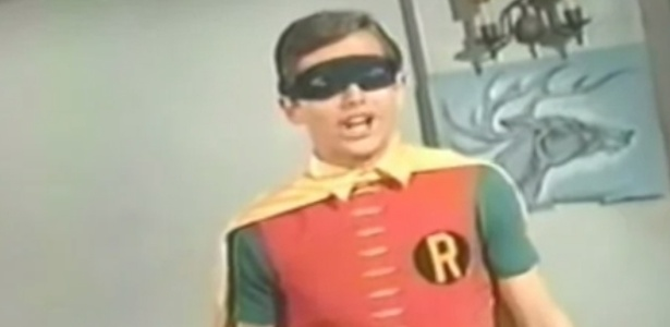Burt Ward interpretou Robin na série de TV do homem morcego nos anos 60 - Reprodução