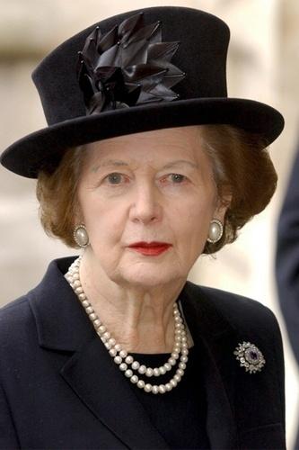 8.abr.2013 - A ex-primeira-ministra britânica Margaret Thatcher morreu nesta segunda-feira (8), aos 87 anos. Segundo seu porta-voz, a